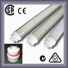 Top quality rotatable end caps led tube lights 22w