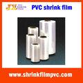 central plegable del pvc etiqueta de la película