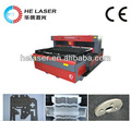 Hecy1513d-500 alumínio cobre metal laser cutting machine china