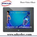8 polegadas baby impressão do álbum/de álbum digital/digital picture frame