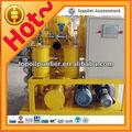 Oferta 1440L / día de capacidad de aislamiento purificador de aceite incluyendo refinería de petróleo para de aceite del transformador, Interruptor de aceite
