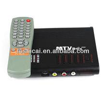 External Lcd Vga Pc Monitor Tv Tuner Box