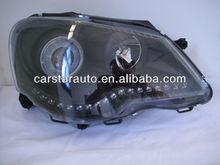 CAR LED HEAD LAMP FOR VW POLO 06 L 6QD 941 007/R 6QD 941 008