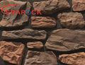 Atacado decoração da parede exterior, cultura artificial de pedra