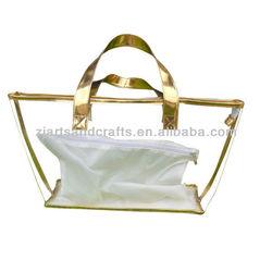 Promotional Soft PVC Tote Bag