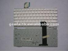 Wholesale laptop keyboard for Samsung NC110 keyboard repairing replacement laptop keyboard white RU US BR SP LA FR