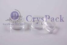 Dental membrane transparent clear plastic storage box