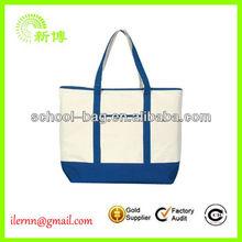Recyle felt shopping tote bag