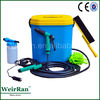(101187) 16L multipurpose completed accessories dc12v portable water jet car wash