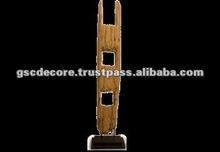 Exellent Decorative Natural Fencing Pole