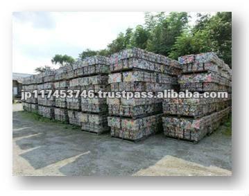 venta de latas de aluminio: