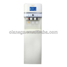 3 tap water dispenser for Egypt hot and cold with storage cabinet