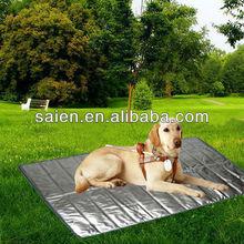 hot sale latex rectangle pet beds wholesale