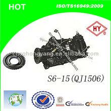 Yutong parti bus zf trasmissione qj1506/s6-150 scatola ingranaggi produttore