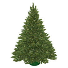 2014 Simple Design Green Christmas Tree Ornament