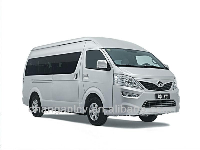 CHANA G501 bus and city logistics van