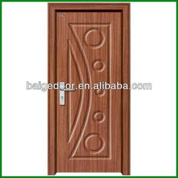 Simple Teak Wood Door Designs Bg P9002 Buy Simple Teak
