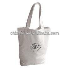 Customized popular silk printed cotton bag