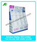 toilet cleaner Environmental pop cardboard paper display stand