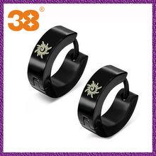 Fashion Women's Stainless Steel Hook Earrings 316l stainless steel earring findings