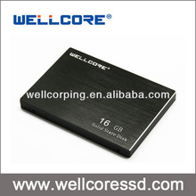 "Wellcore faster application load times Controller 16GB SSD Internal SSD 2.5"" SATAIII SSD"