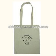 Personalized colorful cotton reusable bag