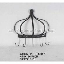 wire rack display hook