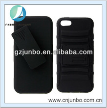 Hard Shell Case With Holster For Apple iPhone 5C