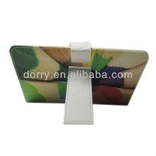 usb keyboard leather newest design standard USB/mini USB/Micro USB and stylus pen
