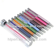 2013 feature metal gift ballpoint pen for wedding use