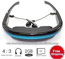 50 inch Virtual Digital Video Glasses Eyewear Mobile Theater