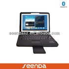 Wireless Detachable Keyboard Folio Case for 10 inch Tablet
