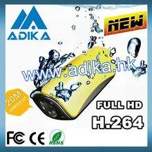2013 Top Sale HD Sport Camera 1080P Waterproof Original Factory Design ADK-S801A