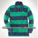 Men Polo extra long t shirt