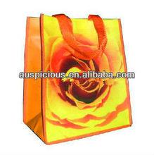 Promotional Reusable Nonwoven Shopping Bag Design