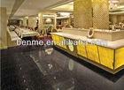 Foshan ceramic tiles with polished finish black and orange garage floor tiles