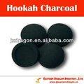 Carbón vegetal qalyan tablet, china fabricante de la cachimba