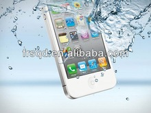 waterproof case carbon fiber bumper case for iphone 5 case for iphone