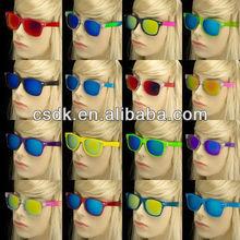 Variety of Classic Revo Style Mirrored Lens Wayfarer Sunglasses