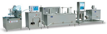 ice cream making machine production line xbl 1000 in china