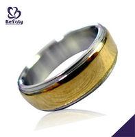 2013 stylish fashion jewelry cz stone stainless steel mood ring
