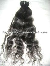 27- 32 inch long wavy hair