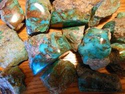 Kingman Turquoise Rough