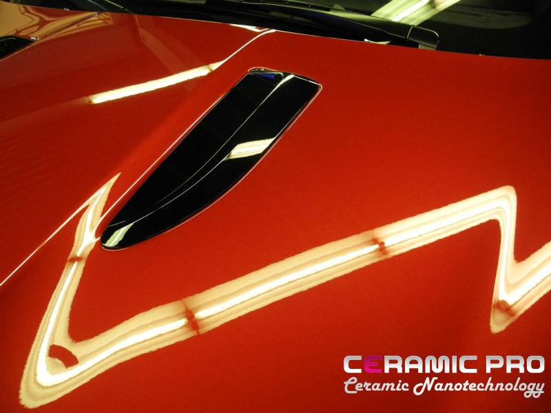 Nanoshine Technology - Ceramic Molecule Coating Evolution to apply on any automotive surfaces