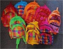 Handloom Back Pack Bag with Pockets