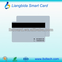 PVC Magnetic PVC Bank Cards Phone Number for Alibaba