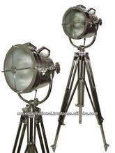outdoor light / Tripod metal floor lamp / Home lamp decorative light