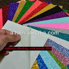 Adhesive Glitter Paper