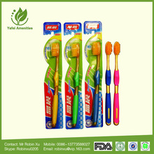[ Factory Price ] 2013 new style soft bristel for adult plastic toothbrush