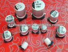Aluminum Electrolytic Capacitors 1UF 63V SMD Capacitor